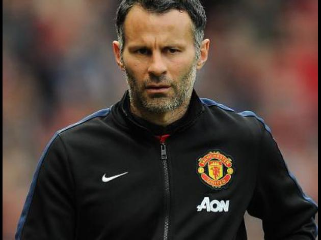 Giggs uncertain over United future