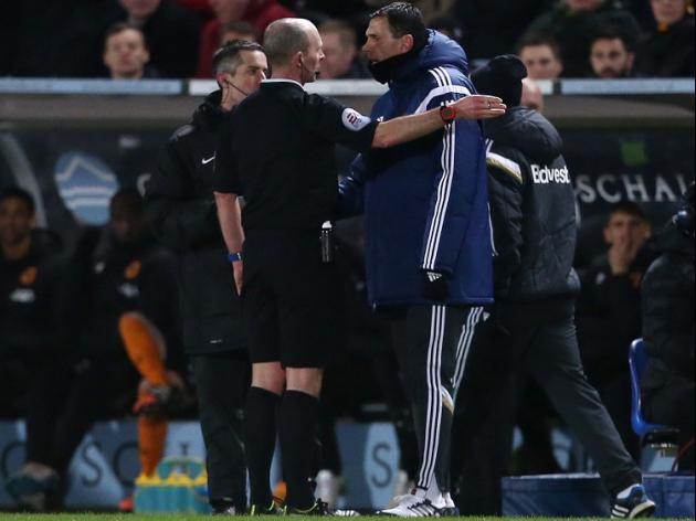 Poyet charged by FA