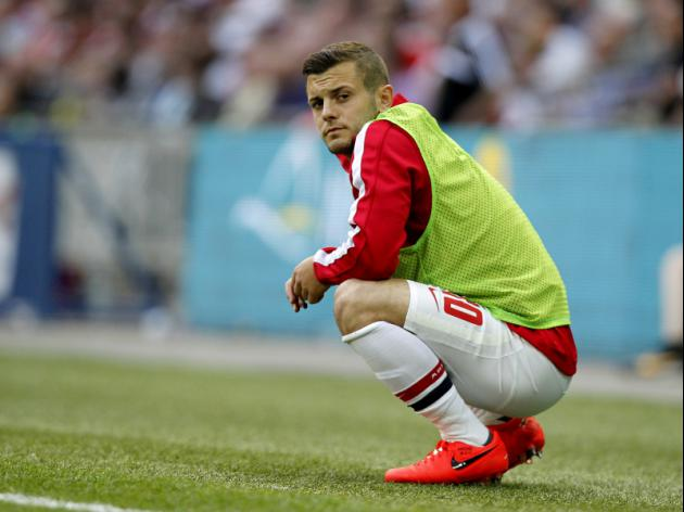 Jack Wilshere could land Arsenal anchor role as Arsene Wenger considers putting faith in midfielder