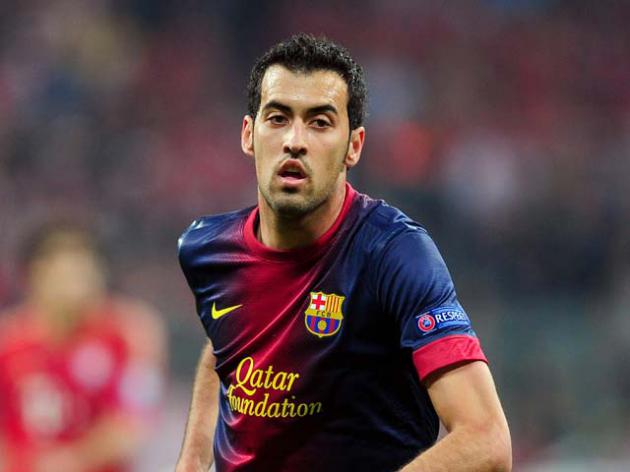 Busquets extends Barca deal until 2018