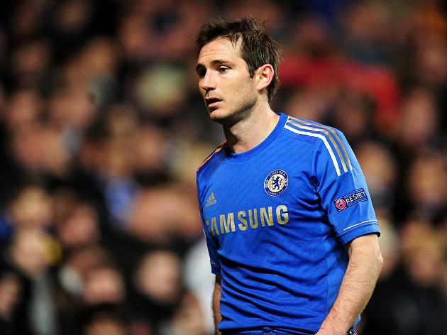 Lampard signs Chelsea contract extension