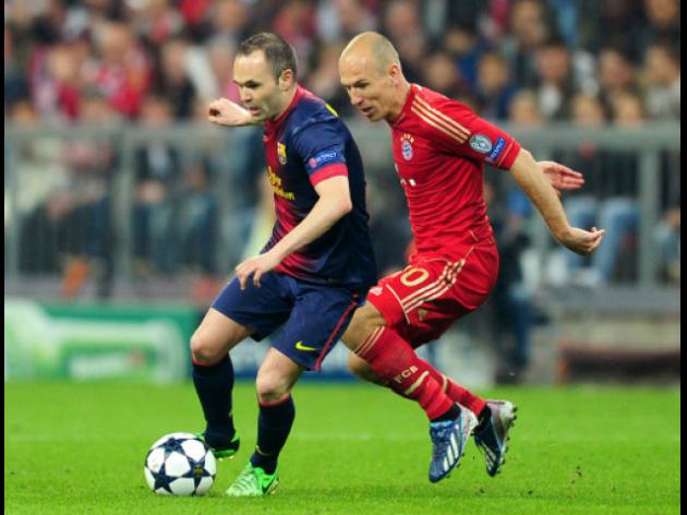 Barcelona end of an era talk unjust - Iniesta