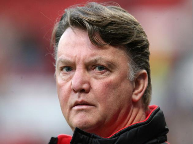 Van Gaal appointed United boss