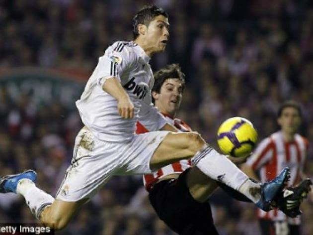 Cristiano Ronaldo convinced a goal rush is coming after Real Madrid dry spell