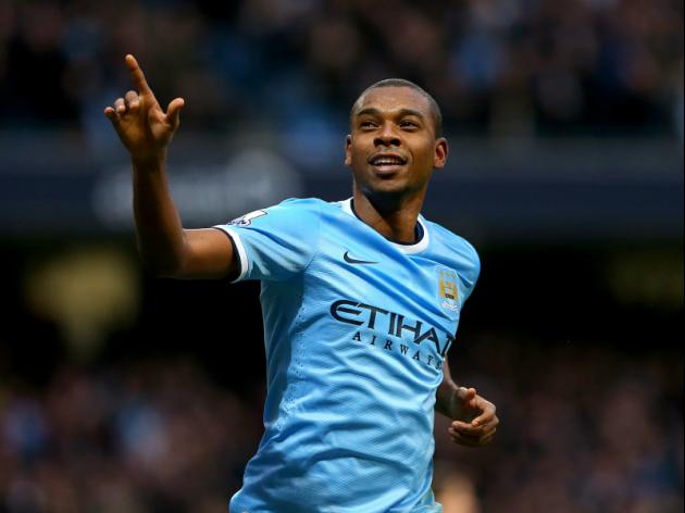 Arsenal clash key to City title bid, says Fernandinho