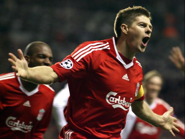 Gerrard: Not being in CL was wrench