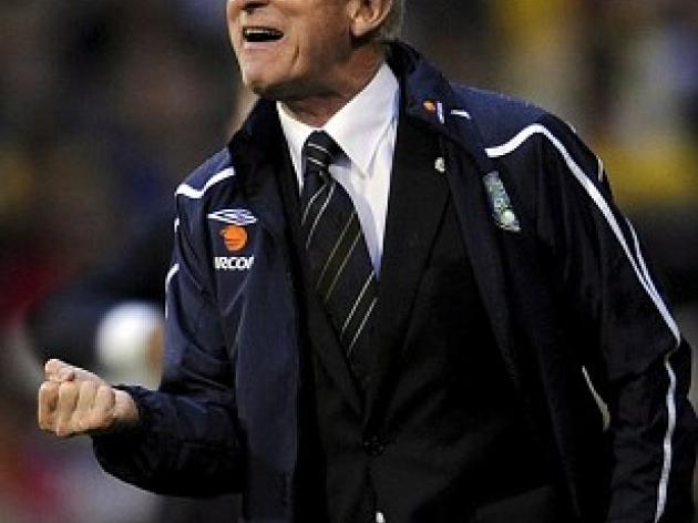 Trapattoni staying on as Republic of Ireland boss for Euro 2012 campaign
