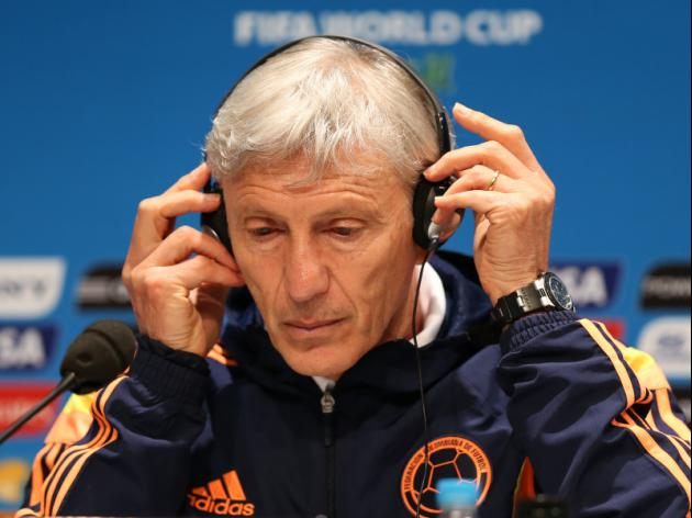 Brazil a step up for Colombia, warns Pekerman