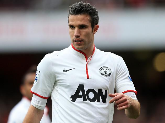 Van Persie ready for trophy presentation