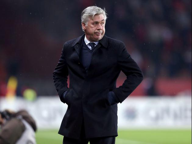 Ancelotti silent over Suarez