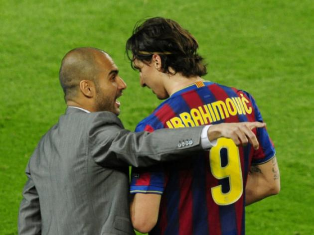 Bayern brush off Ibrahimovics Guardiola slur