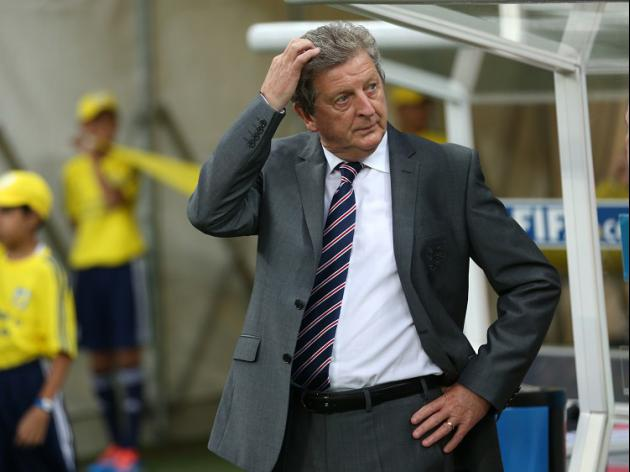 Hodgson upbeat over England chances