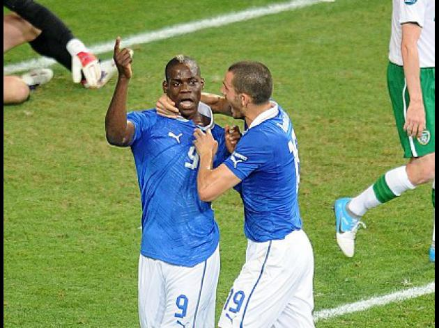 Mario is his own man - Bonucci