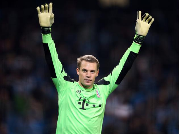Lloris lauds opposite number Neuer