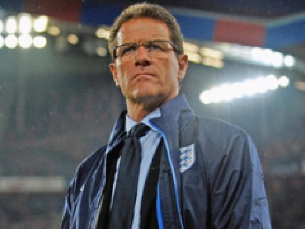 Capello can go out on high - Mancini