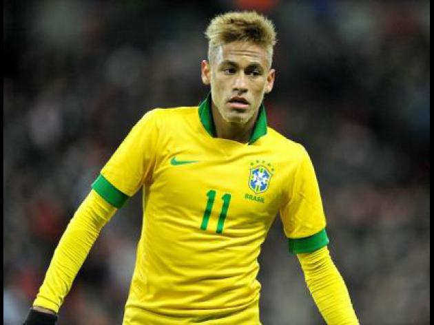 Neymars focus solely on Confed Cup