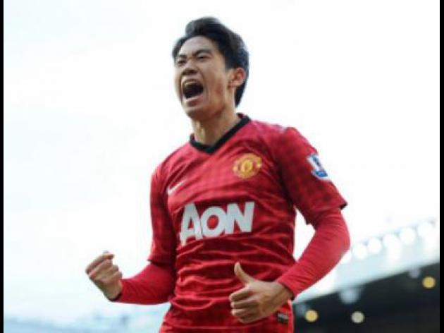 Kagawa fires United reminder in Japan win