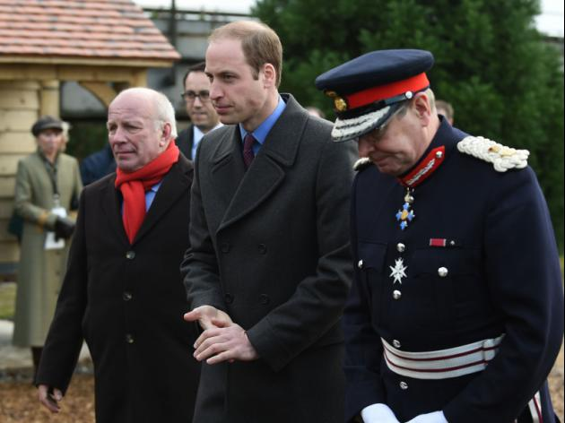 Dignitaries mark WWI truce
