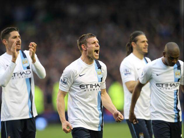 Milner: City able to win ugly