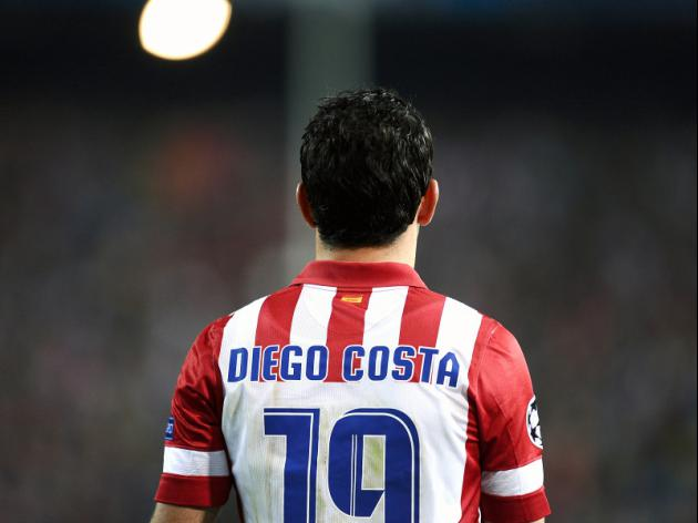 Costa gets horse placenta for Champions League race