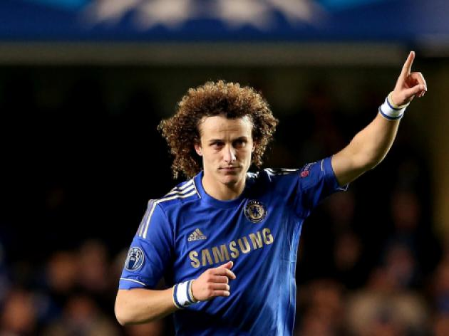 Speculation increases over David Luiz's Chelsea future
