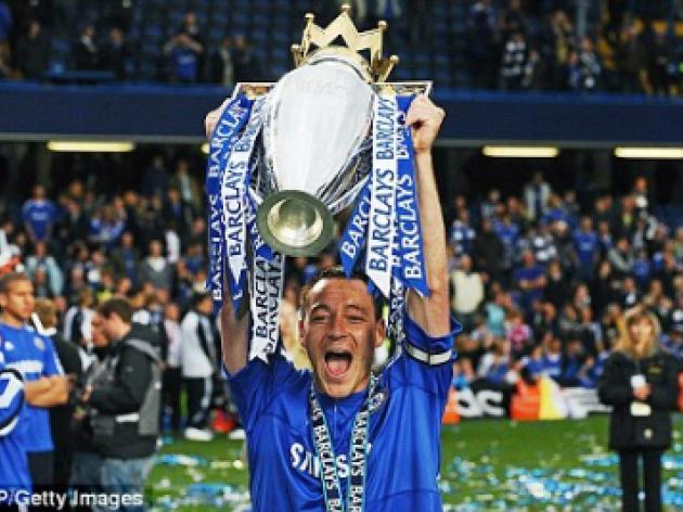 Chelsea's Premier League fixtures 2010-11