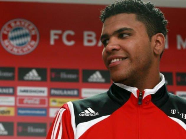 Bayern Munich's Breno investigated for arson