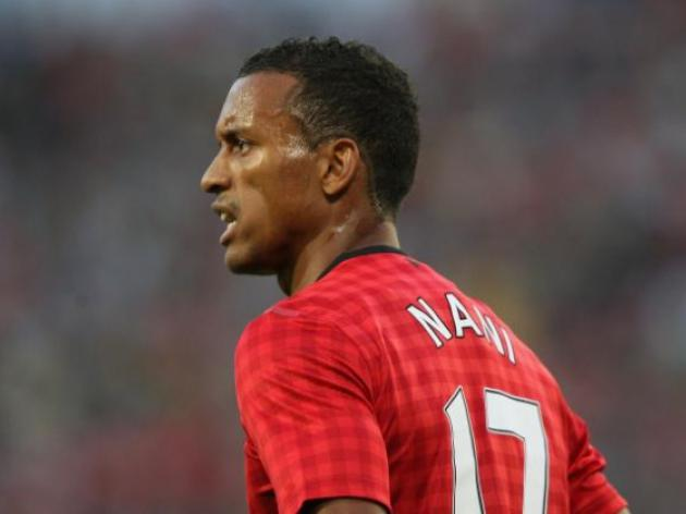 Arsenal make shock move for Manchester United winger Nani