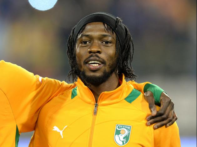 Gervinho - from barefoot student to twinkle-toed winger