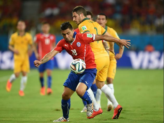 Jara primed for tough Spain test