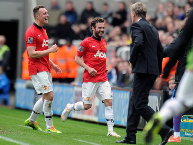 Mata has made us better - Moyes