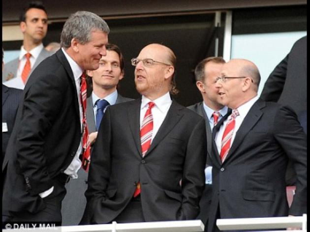 Glazers won't sell: Gill set to quash 1bn Man United takeover talk