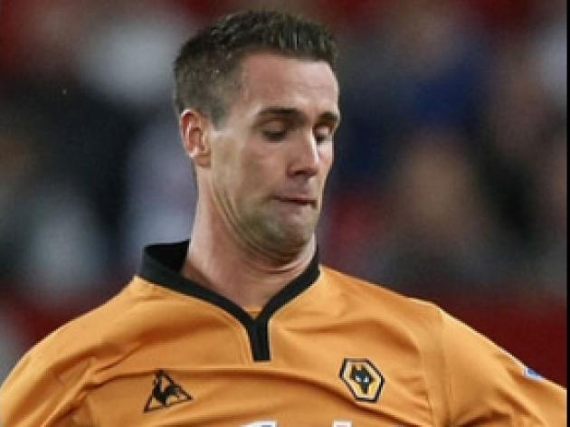 Stefan shocked by Wolves training