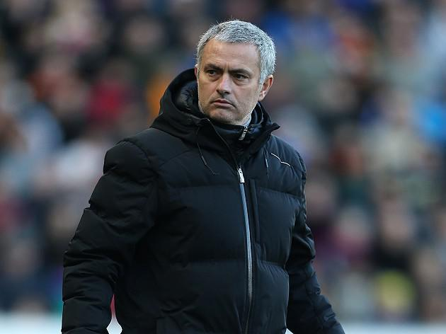 City have been lucky - Mourinho