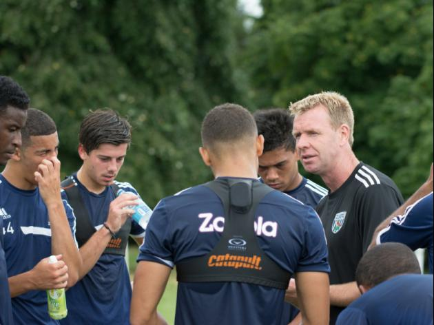Youth Coach David Oldfield parts ways with Baggies