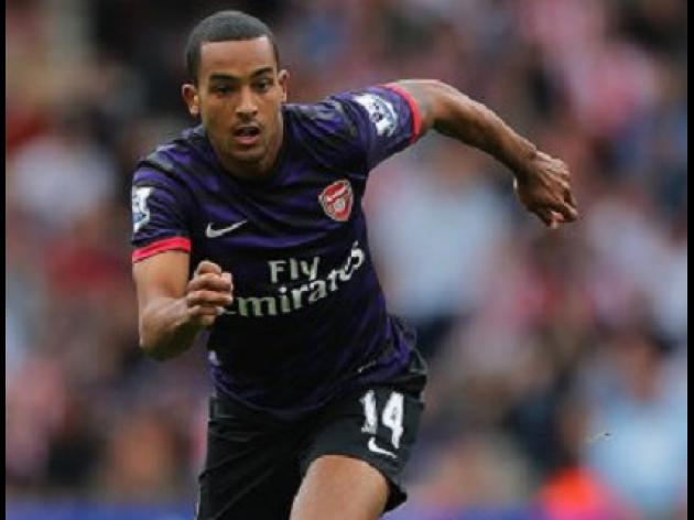 Walcott wants to emulate Henry