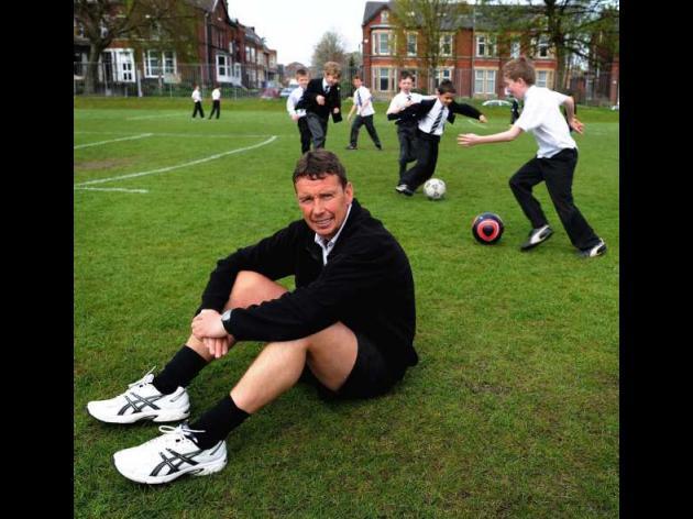 Life after football: Mike Duxbury