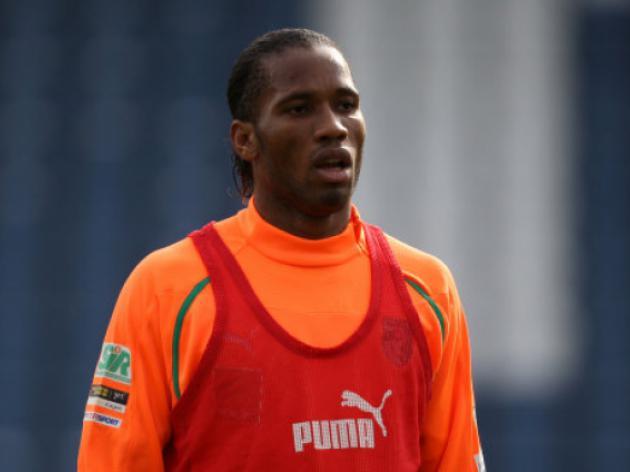 Drogba among African stars eyeing World Cup