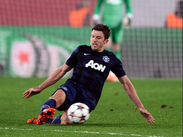 Carrick wants no more United false starts