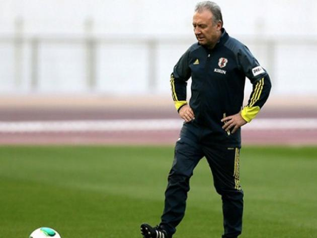 Zaccheroni urges Japanese to play to strengths to keep Cup dreams alive