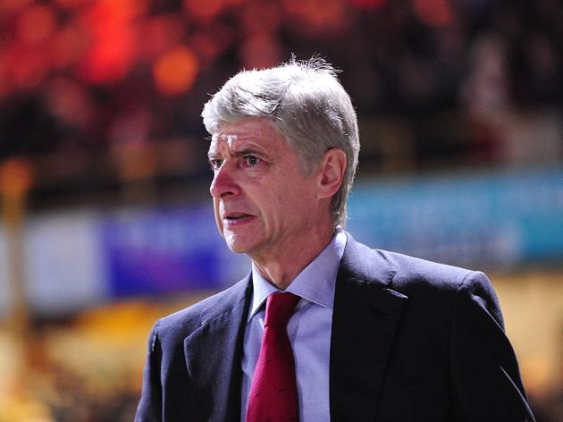 Arsene Wenger not embarrassed by cup exit