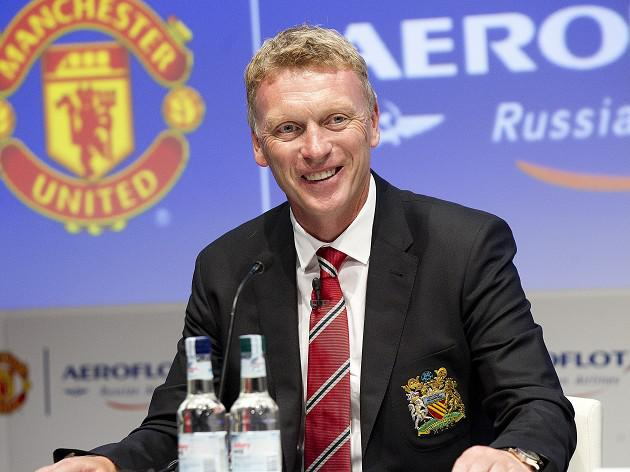 Moyes relaxed over summer dealings