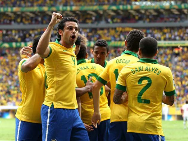 Brazil vs Spain: Individuality vs The Collective