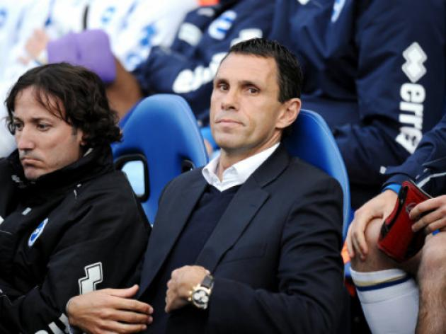 Gus Poyet and Co the hard men in football management