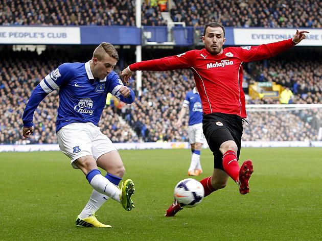 Coleman snatches win for Everton