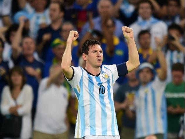 Messi: We must improve