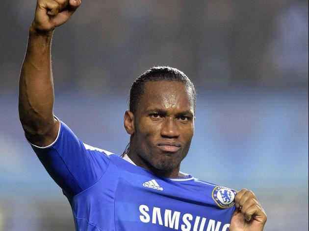 Drogba completes Chelsea return