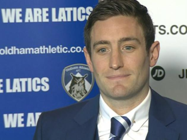 Why League One's youngest manager Lee Johnson isn't a risk for Oldham