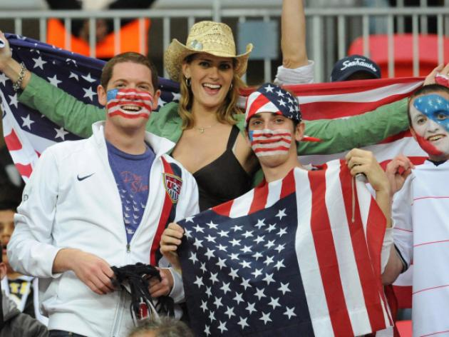 World Cup Gossip - USA outnumber England in South Africa and more