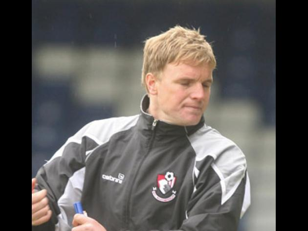 Cherries: Easy does it for Howe